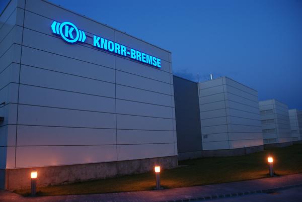 Knorr-Bremse – мировой поставщик тормозных и приводных систем