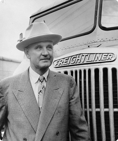 Freightliner : алюминиевая революция