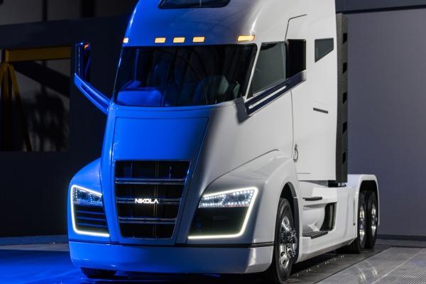 Nikola One – грузовик будущего