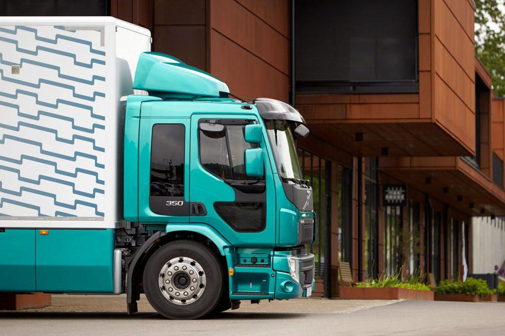 Volvo FE 350 – новое решение для городских перевозок