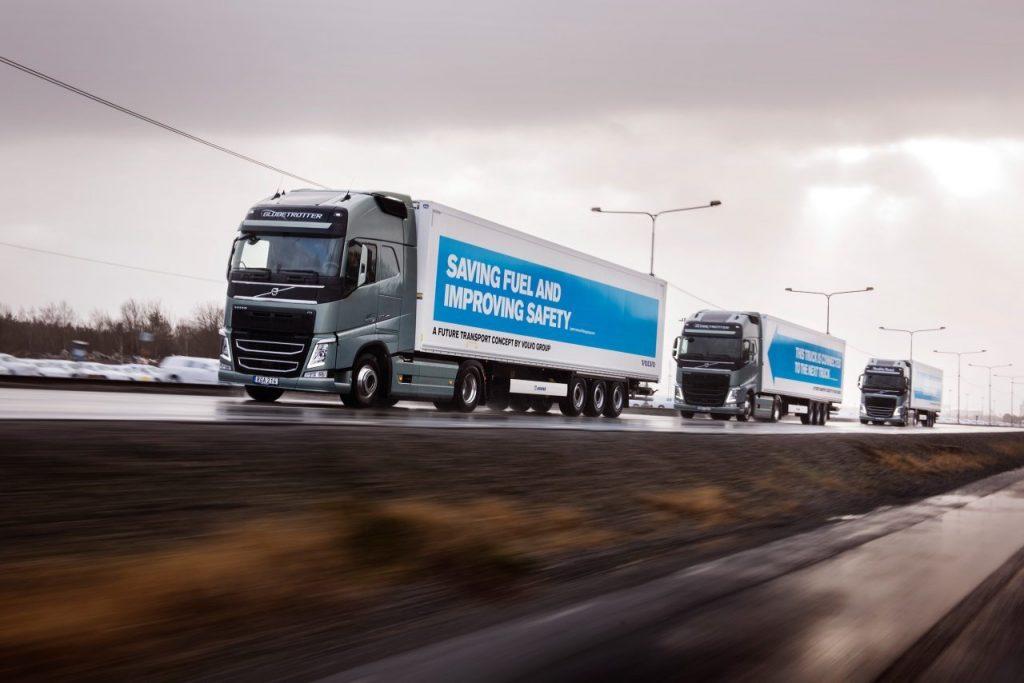 Volvo Group, DAF, Daimler, Iveco, MAN и Scania примут участие в проекте ENSEMBLE